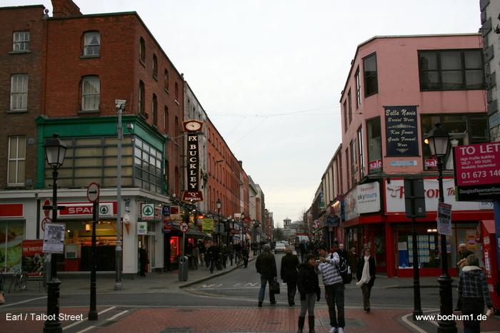 Ortszeit Dublin